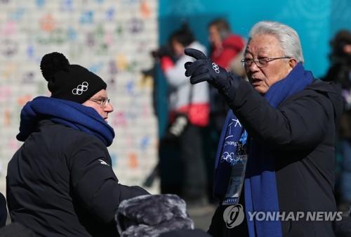 """[올림픽] 장웅 """"한국인 추가 IOC 위원 '코끼리 바늘 통과'만큼 힘들.."""