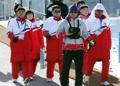 Skieurs de fond nord-coréens