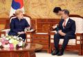Sommet Corée du Sud-Lituanie