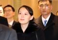 Kim Yo-jong en Corée du Sud
