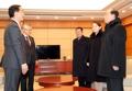 Délégation nord-coréenne de haut niveau