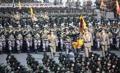 平壌での軍事パレード