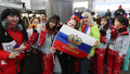 Voyageurs russes à PyeongChang