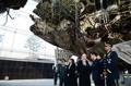 米副大統領 海軍第2艦隊訪問