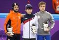 Lim Hyo-jun gana el oro en PyeongChang