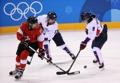 Corée unifiée contre Suisse