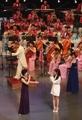 少女時代のソヒョン 北朝鮮芸出団と共演