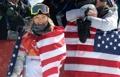 La esquiadora de 'snowboard' Chloe Kim