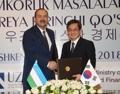 Corée-Ouzbékistan