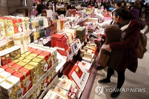 아시아 지역 밸런타인데이 소비 1위는 중국