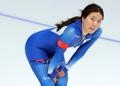 La patinadora surcoreana Park Seung-hi