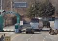 テコンドー演武団が北朝鮮へ