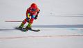 Skieuse nord-coréenne