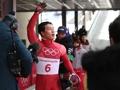 El piloto de 'skeleton' Yun Sung-bin