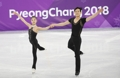 Actuación norcoreana de patinaje artístico