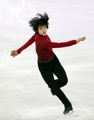El patinador artístico Cha Jun-hwan