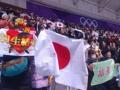 フィギュア会場埋める日本のファン