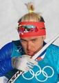 Esquiador de fondo surcoreano Kim Magnus