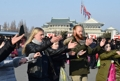 N.K. celebrates birth anniversary of former leader