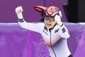 Sacrée championne olympique