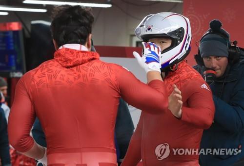 [올림픽] 원윤종·서영우 '역전 메달' 도전…오늘의 하이라이트(19일)
