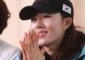La patinadora Lee Sang-hwa