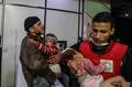갓난아기까지…시리아군 무차별폭격에 주민 100명 이상 숨져(종합2보)