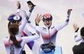Corea del Sur gana el oro en el relevo en pista corta