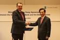 Accord de swap Séoul-Berne