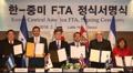 TLC Corea del Sur-Centroamérica