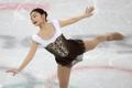 La patinadora artística surcoreana Kim Ha-nul