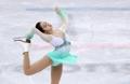 La patinadora artística Choi Da-bin
