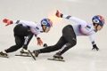 Corea del Sur gana la plata en 500 m en pista corta