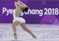 La patinadora artística surcoreana Kim Ha-neul