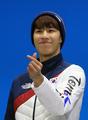 Médaillé d'argent du 500m de short-track