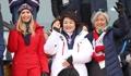 Ivanka en PyeongChang