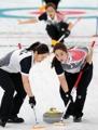 Final de 'curling' femenino