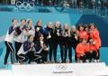 Médaillées du curling femmes