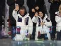 Moon en la ceremonia de clausura de PyeongChang 2018