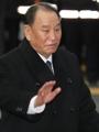 N. Korean official at PyeongChang Olympics closing