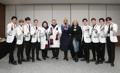 El presidente, la primera dama, Ivanka, EXO y CL