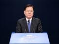 El líder de la delegación de Moon para Corea del Norte