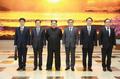 Los enviados especiales se reúnen con Kim