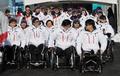 La selección paralímpica de Corea del Sur