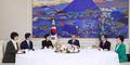 文大統領 与野党5党代表と会合