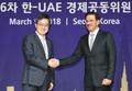 Cooperación económica Corea del Sur-EAU