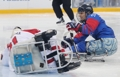 S Korea-Japan PyeongChang Paralympic ice hockey event