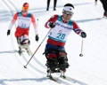 S. Korean para Nordic skier Sin Eui-hyun