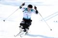 N. Korean para Nordic skier Kim Jong-hyon