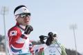 El esquiador nórdico paralímpico surcoreano Sin Eui-hyun